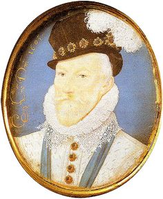 Charles Howard, first Earl of Nottingham, cousin of Queen Elizabeth I by lisby1, via Flickr