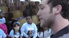 """""""Gone Gone Gone"""" Phillip Phillips & PS22 Chorus.  So sweet. He sang with children and raised money for Sandy victims.  Melts my heart. chorus playlist, ps22 children, ps22 chorus, children chorus, music class, tune, phillip phillips, video, shirt"""