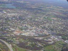 Birds Eye View of Elizabethtown Ky