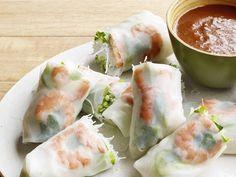 Shrimp Summer Rolls Recipe : Food Network Kitchen : Food Network - FoodNetwork.com