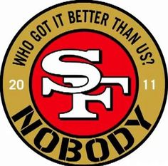 49ers sf 49er, 49er babi, 49er nation