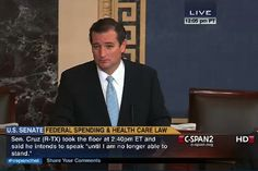 Republican Senator Ted Cruz from Texas is standing with the American people, but who is standing with Sen. Cruz?