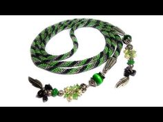 mastering the beaded rope with ann benson