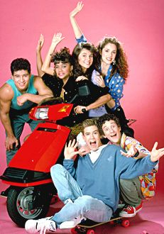 Saved By The Bell... Ohhh the 90's.