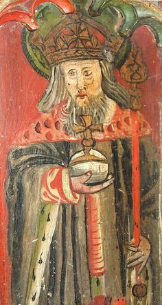 Henry VI - Died in the Tower of London   under the reign of Richard's brother, Edward IV. It was said to be of natural causes but he was almost certainly murdered (Henry VI by Simon_K, via Flickr)