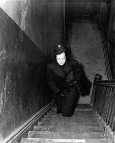 Being a Visiting Nurse Service of New York nurse means a lot of stairs - even today!