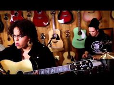 "Alabama Shakes ""I Ain't the Same"" At: Guitar Center"