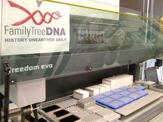 Your Genetic Genealogist: A Visit to Family Tree DNA's State-of-the-Art Lab