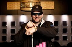 HELLMUTH WINS 12TH...A RECORD-SMASHING NIGHT AT THE 2012 WSOP