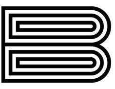 Brno biennial logo by Jiri Hadlac 1964