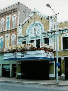 Washington Theater  - Quincy, Illinois
