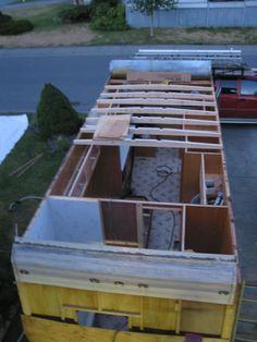 Repair Trailer Roof