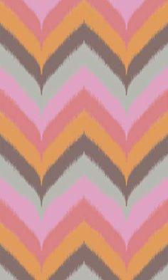 Rugs USA Winsdor Overdyed Chevron Pink Rug Modern, home decor, interior design, style, create, decor, pattern, interior design, pink, area rugs, print.