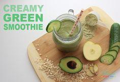 Creamy Green Smoothi
