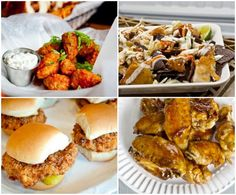 10 snacks to serve at your NFL playoff party this weekend!