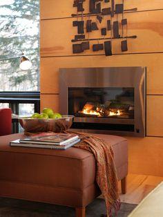 HGTV Dream Home 2011 Gathering Room Fireplace