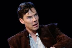 "Benedict Cumberbatch in a scene from ""Rosencrantz and Guildenstern are Dead"""