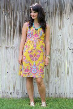 The Washi Dress
