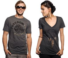 buying a tshirt from Sevenly this week helps a sexually abused girl transition from victim to survivor....