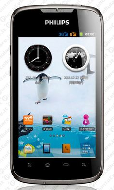 Philips W635 - annunciato un nuovo smartphone Android Dual SIM