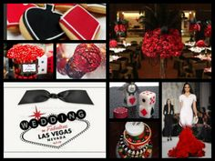Las Vegas wedding theme