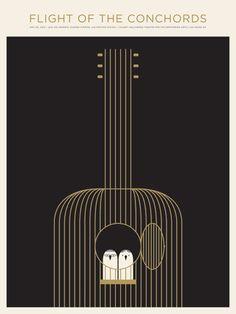 Jason Munn / Flight Of The Conchords