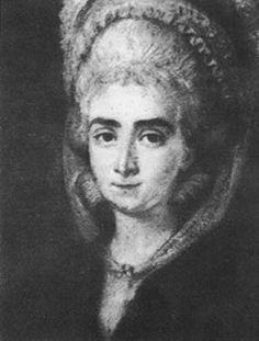 Maddalena Laura Lombardini Sirmen (1745-1818) violinist, harpsichordist, singer and composer.