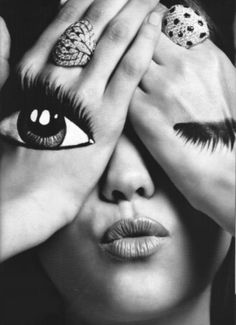 eye makeup, big eyes, body paintings, makeup art, twinkle twinkle