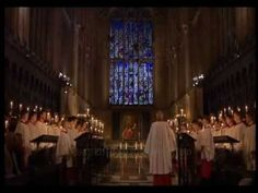Johann Sebastian Bach (1685 - 1750), O Sacred Head Sore Wounded (O Haupt voll Blut und Wunden)  Performed by the Choir of King's College, Cambridge