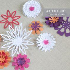 DYI Paper Flower