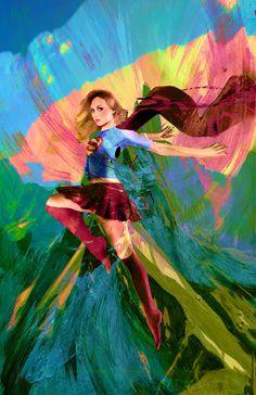 Supergirl by skyscraper48.deviantart.com on @deviantART #dccomics #geek #karazorel