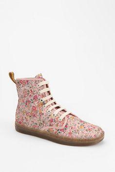 Dr. Martens Floral Shoreditch Sneaker