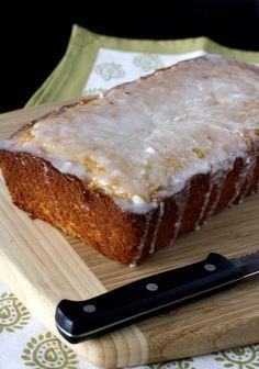 Copycat Starbucks Lemon Loaf from @Megan Ward Gundy / What Megan's Making
