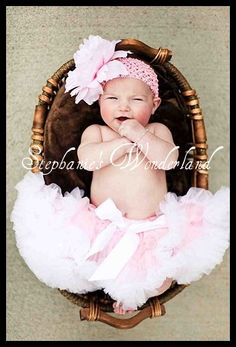 Newborn Pettiskirt:)