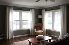 Antique Pewter by Benjamin Moore