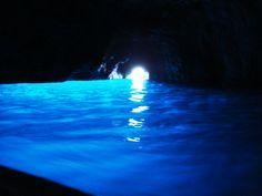 Blue Grotto amaz color, blue grotto
