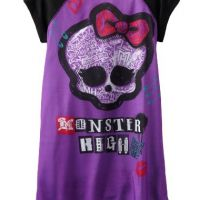 Monster High Character Clothings & Apparels for Kid Girls
