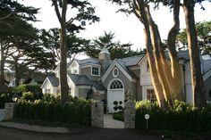 Lilyfield Life: Beautiful homes in Carmel, California