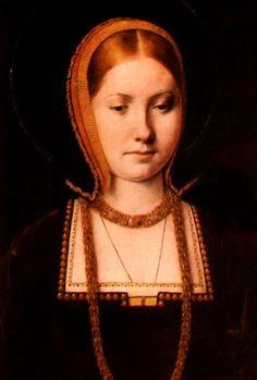 Queen Catherine of Aragon.