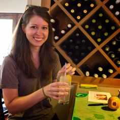 Grove restaurant in Grand Rapids.  Blog Post:: Guest Barkeep of the Week at Grove in Grand Rapids