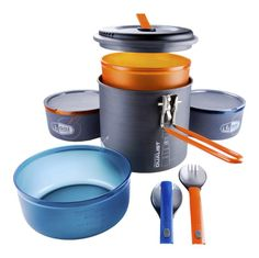 GSI Outdoors® Pinnacle Dualist Cookset | Bass Pro Shops #camping #backpacking