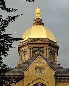 GO IRISH! Notre Dame, IN