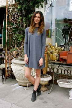 Fall Street Style - Los Angeles Fashion Photos