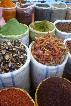 Urfa, Turkey   Spice Markets