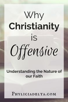Christianity Offends