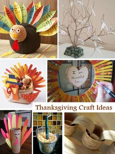 Thanksgiving ideas!