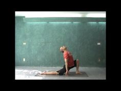 Práctica de yoga en casa sesión corta 2