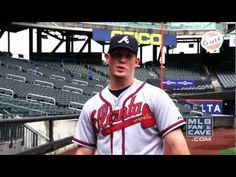Craig Kimbrel Imitates Braves' Pitchers (Glavine, Maddux and Smoltz)
