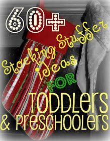 Toddler Stocking Stuffers