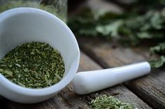 Preserving the Harvest: Super Green Veggie Powder
